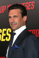 "LOS ANGELES, CA - OCTOBER 8: Jon Hamm at the ""Keeping Up with the Joneses"" Red Carpet Event at Twentieth Century Fox Studios in Los Angeles, California on October 8, 2016. Credit: David Edwards/MediaPunch"