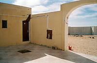 Rossella Urru, campo profughi saharawi