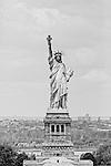 Statue of Liberty, Manhattan, New York City, New York, United States of America.
