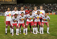 New York Red Bulls Starting Eleven. The New York Red Bulls defeated the San Jose Earthquakes 1-0 at Buck Shaw Stadium in Santa Clara, California on October 30th, 2010.