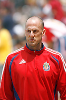 20 May 2007: Chivas goalkeeper Preston Purpo during a 1-1 tie for MLS Chivas USA vs. Los Angeles Galaxy pro soccer teams at the Home Depot Center in Carson, CA.