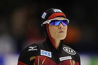 SCHAATSEN: HEERENVEEN: 12-12-2014, IJsstadion Thialf, ISU World Cup Speedskating, Judith Hesse (GER), ©foto Martin de Jong