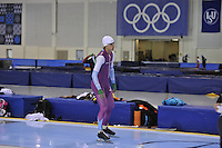 SPEED SKATING: SALT LAKE CITY: 18-11-2015, Utah Olympic Oval, ISU World Cup, training, Ronald Mulder (NED), ©foto Martin de Jong