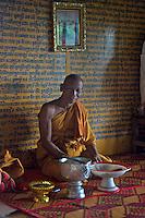 sacret Phnom Kulen MT. Cambodia