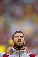Sergio Ramos of Spain