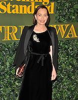 Kristin Scott Thomas at the London Evening Standard Theatre Awards 2016, The Old Vic, The Cut, London, England, UK, on Sunday 13 November 2016. <br /> CAP/CAN<br /> &copy;CAN/Capital Pictures /MediaPunch ***NORTH AND SOUTH AMERICAS ONLY***