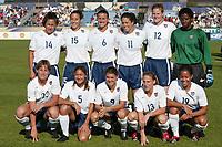 USWNT vs Russia, September 29, 2002