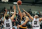 Basketball 1.Bundesliga 2008/2009, Artland Dragons - Walter Tigers