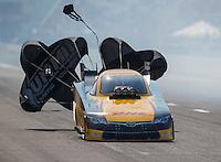 Sep 25, 2016; Madison, IL, USA; NHRA funny car driver Del Worsham during the Midwest Nationals at Gateway Motorsports Park. Mandatory Credit: Mark J. Rebilas-USA TODAY Sports