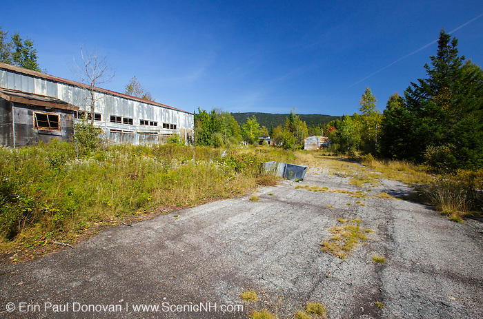 Lyndonville Air Force Station on East Mountain in East Haven, Vermont. The US Air Force built the North Concord Radar Station on top of East Mountain in 1955. Its name was changed to Lyndonville Air force Station in 1962 and then closed in 1963. In 1961, the station supposedly reported a UFO sighting, just a few hours (+/-) before the reported abduction of Barney and Betty Hill on September 19-20, 1961.