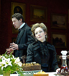 The Voysey Inheritance by Harley Granville Barker,directed by Peter Gill . With Nancy Carroll,Dominic West. Opens at the Lyttleton Theatre at the Royal National Theatre on 25/4/06. CREDIT Geraint Lewis