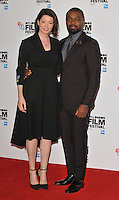 Jessica Oyelowo and David Oyelowo at the 60th BFI London Film Festival &quot;A United Kingdom&quot; opening gala press conference and photocall, The May Fair Hotel, Stratton Street, London, England, UK, on Wednesday 05 October 2016.<br /> CAP/CAN<br /> &copy;CAN/Capital Pictures /MediaPunch ***NORTH AND SOUTH AMERICAS ONLY***