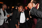 Dancing  with friends - The 20th Annual Hearts of Gold Gala - All That Glitters - A Black Tie Ball - with founder and president Deborah Koenigsberger on October 27, 2016 at Capitale, New York City, New York.  (Photo by Sue Coflin/Max Photos)