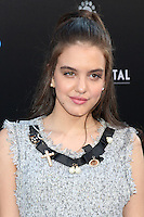 HOLLYWOOD, CA - AUGUST 01: Lilimar Hernandez at the film premiere for 'Nine Lives' at the TCL Chinese Theatre on August 1, 2016 in Hollywood, California. Credit: David Edwards/MediaPunch