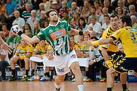 Pavel Horak (FAG) wirft, zieht ab
