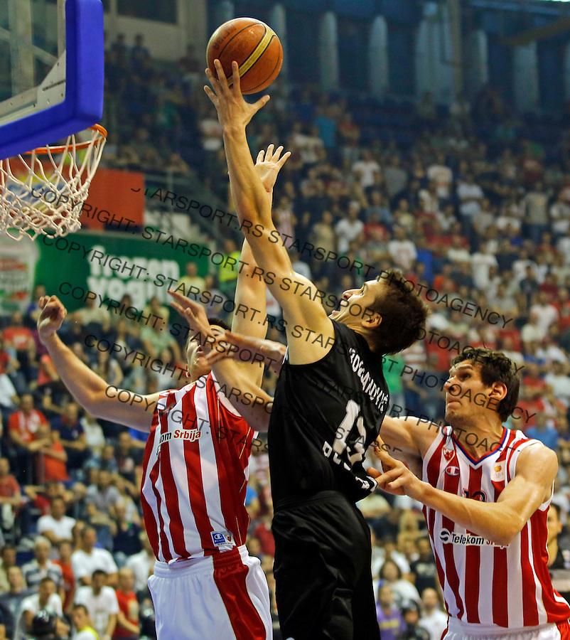 Bogdan Bogdanovic KLS Kosarkaska Liga Srbije Play off Crvena Zvezda Partizan  21.6.2014.  (credit image & photo: Pedja Milosavljevic / STARSPORT). © 2014 Pedja Milosavljevic / +318 64 1260 959 / thepedja@gmail.com