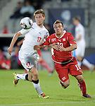 Fussball U 21 EURO 2011: Schweiz - Weissrussland