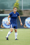 19 July 2003: Jennifer Nielsen. The Carolina Courage defeated the San Diego Spirit 1-0 at SAS Stadium in Cary, NC in a regular season WUSA game.