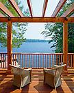 Western Maine. Design: Stephen Blatt Architects