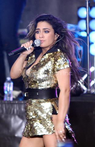 NEW YORK, NY-May 30: Ally Brooke of Fifth Harmony perform at Citi Concert Series on Today Show  in New York. NY May 30, 2016. Credit:RW/MediaPunch