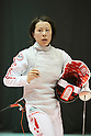 Chieko Sugawara (JPN), .APRIL 22, 2012 - Fencing : .Asian Fencing Championships 2012,  .Womens Foil Individual .at Wakayama Big Wave, in Wakayama, Japan. .(Photo by Akihiro Sugimoto/AFLO SPORT) [1080]