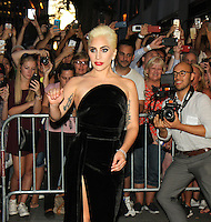NEW YORK, NY-August 03:  Lady Gaga at Tony Bennett Birthday party in honor of 90 years of Musical Legacy  at the Rainbow Room in New York. NY August 03, 2016. Credit:RW/MediaPunch