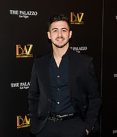 LAS VEGAS, NV - July 12, 2016: ***HOUSE COVERAGE*** Nick Garcia pictured as BAZ  -Star Crossed Love Opening Night arrivals at The Palazzo Theater at The Palazzo Las Vegas in Las vegas, NV on July 12, 2016. Credit: Erik Kabik Photography/ MediaPunch