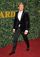 Orlando Bloom at the London Evening Standard Theatre Awards 2016, The Old Vic, The Cut, London, England, UK, on Sunday 13 November 2016. <br /> CAP/CAN<br /> &copy;CAN/Capital Pictures /MediaPunch ***NORTH AND SOUTH AMERICAS ONLY***