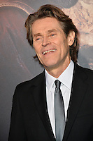Willem Dafoe at the premiere for &quot;The Great Wall&quot; at the TCL Chinese Theatre, Hollywood, Los Angeles, USA 15 February  2017<br /> Picture: Paul Smith/Featureflash/SilverHub 0208 004 5359 sales@silverhubmedia.com