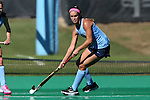 25 October 2014: North Carolina's Kristy Bernatchez. The University of North Carolina Tar Heels hosted the Wake Forest University Demon Deacons at Francis E. Henry Stadium in Chapel Hill, North Carolina in a 2014 NCAA Division I Field Hockey match. UNC won the game 3-1.