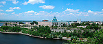 National Art Gallery seen from Parliament Hill, Ottawa, Canada