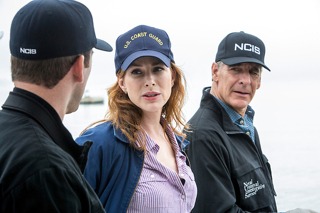 """Lucas Black as Special Agent Christopher LaSalle, Diane Neal as CGIS Agent Abigail Borin, and Scott Bakula as Special Agent Dwayne Pride in CBS's """"NCIS: New Orleans"""" Season 1"""