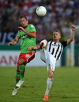 Fussball DFB Pokal 2012/13: Wacker Burghausen - Fortuna Duesseldorf, Muenster - Bremen