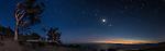 Night Sky Panoramas