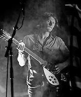 Black Angels performing at The Hifi Bar, Melbourne, 2 July 2011