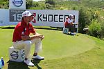 Volvo World Match Play 2011 Day 3 Morning