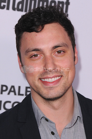 BEVERLY HILLS, CA - MARCH 10:  John Francis Daley arrives at the 2014 PaleyFest Icon Award to Judd Apatow at the Paley Center for the Media on March 10, 2014 in Beverly Hills, California. MPI213/MediaPunch