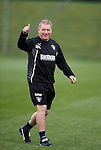 270913 Rangers training