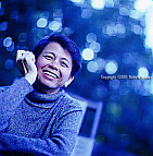 Bettina Briz - Management Advisor: Executive portrait photographs by San Francisco - corporate and annual report - photographer Robert Houser.