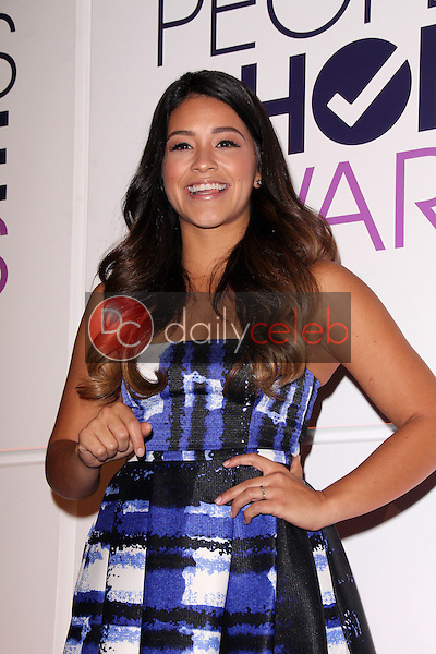 Gina Rodriguez<br />