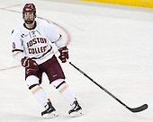 Christopher Brown (BC - 10) - The Boston College Eagles defeated the visiting Colorado College Tigers 4-1 on Friday, October 21, 2016, at Kelley Rink in Conte Forum in Chestnut Hill, Massachusetts.The Boston College Eagles defeated the visiting Colorado College Tiger 4-1 on Friday, October 21, 2016, at Kelley Rink in Conte Forum in Chestnut Hill, Massachusett.