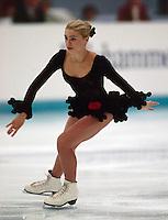 Anna Rechino Poland- 1994 Olympics Lillehammer Norway. Photo copyright Scott Grant.