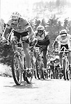 Don Myrah leads off the start at some race on the front range of colarado, some time around 1989