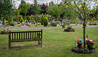 Basildon Cemetery and Memorial Gardens - Jul 2014.