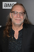 HOLLYWOOD, CA - OCTOBER 23: Greg Nicotero at AMC Presents Live, 90-Minute Special Edition of 'Talking Dead' at Hollywood Forever on October 23, 2016 in Hollywood, California. Credit: David Edwards/MediaPunch