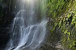 Waterfall, Unalaska Island, Alaska