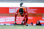 17 December 2010: John Fairbairn sliding for Canada, finishes in 16th place at the Viessmann FIBT Skeleton World Cup Championships in Lake Placid, New York, USA. Mandatory Credit: Ed Wolfstein Photo