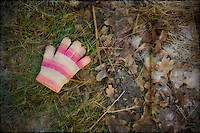 Lost woollen glove in Richmond Park
