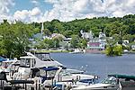 Meredith, Lakes Region, NH, USA