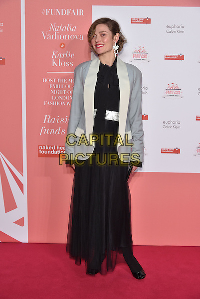 Camilla Rutherford<br /> arrivals at London's Fabulous Fund Fair 2016 in aid of the Naked Heart Foundation at Old Billingsgate Market on 20th February 2016.<br /> CAP/PL<br /> &copy;Phil Loftus/Capital Pictures